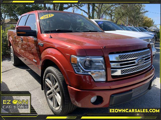 Ford F-150 XL SuperCrew 5.5-ft. Bed 2WD 2013