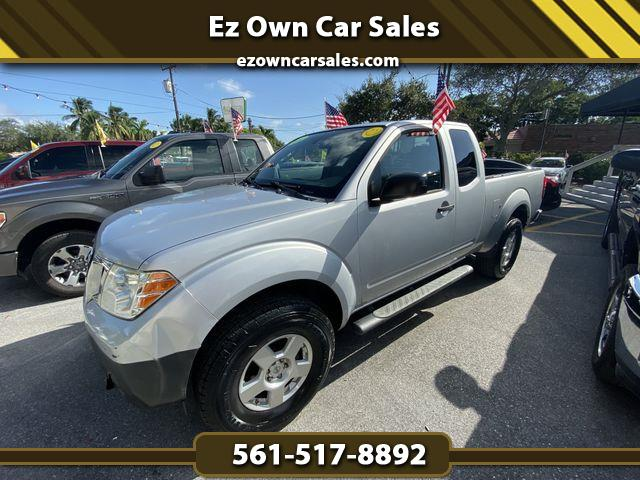 Nissan Frontier SV I4 King Cab 2WD 2011
