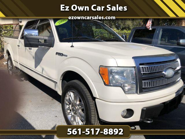 Ford F-150 XL SuperCrew 5.5-ft. Bed 4WD 2009