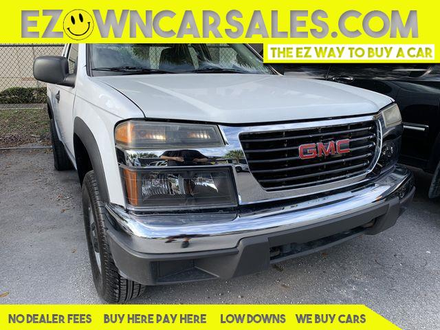 GMC Canyon Work Truck Ext. Cab 4WD 2008