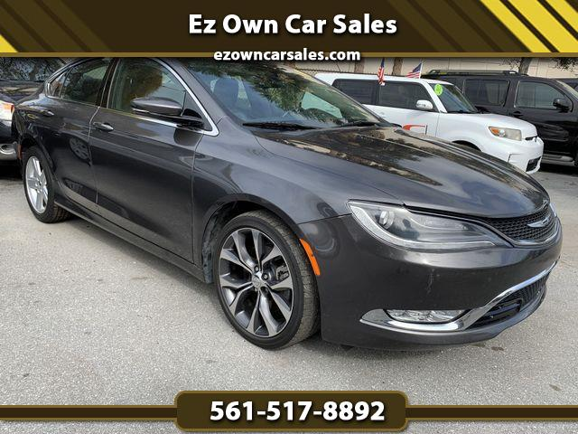 Chrysler 200 C 2015