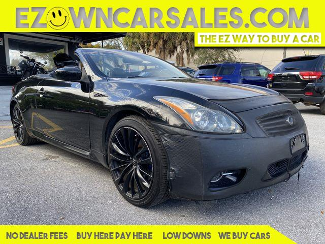 Infiniti G Convertible Limited Edition 2011