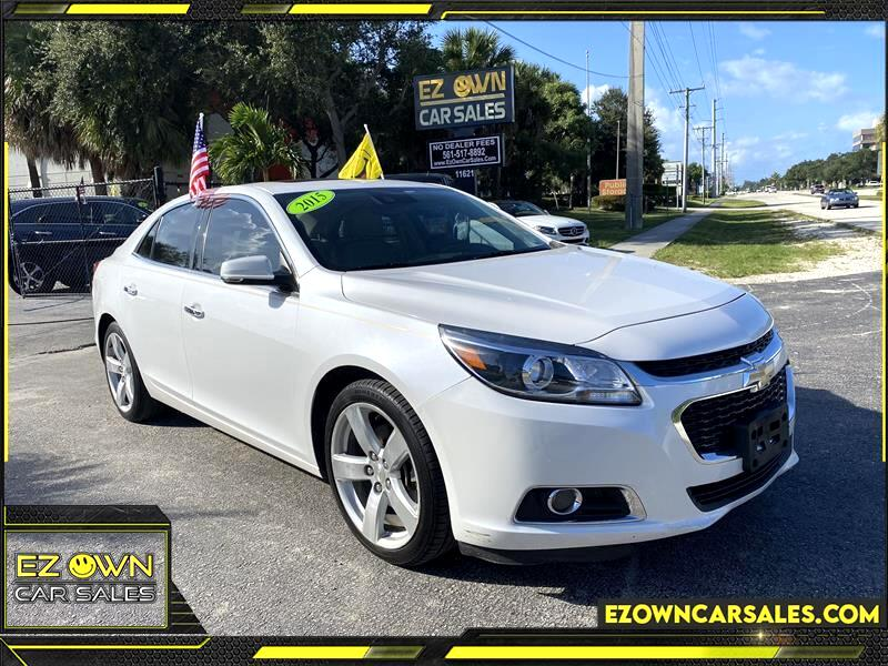 Used Chevrolet Malibu North Palm Beach Fl