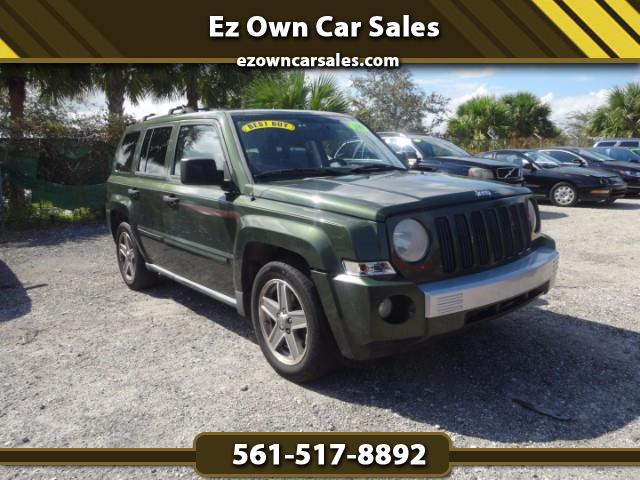 2007 Jeep Patriot Limited 2WD
