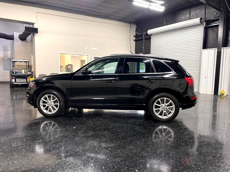 Audi Q5 2.0 quattro Premium 2012