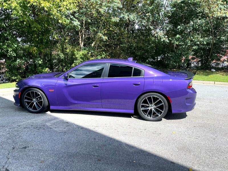 Dodge Charger 4dr Sdn R/T Scat Pack RWD 2018