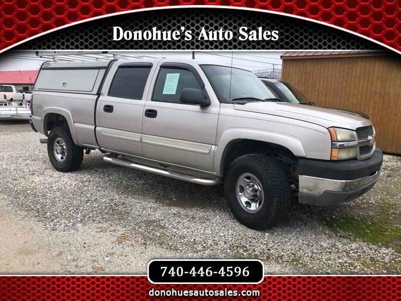 2004 Chevrolet Silverado 2500HD Crew Cab Long Bed 2WD