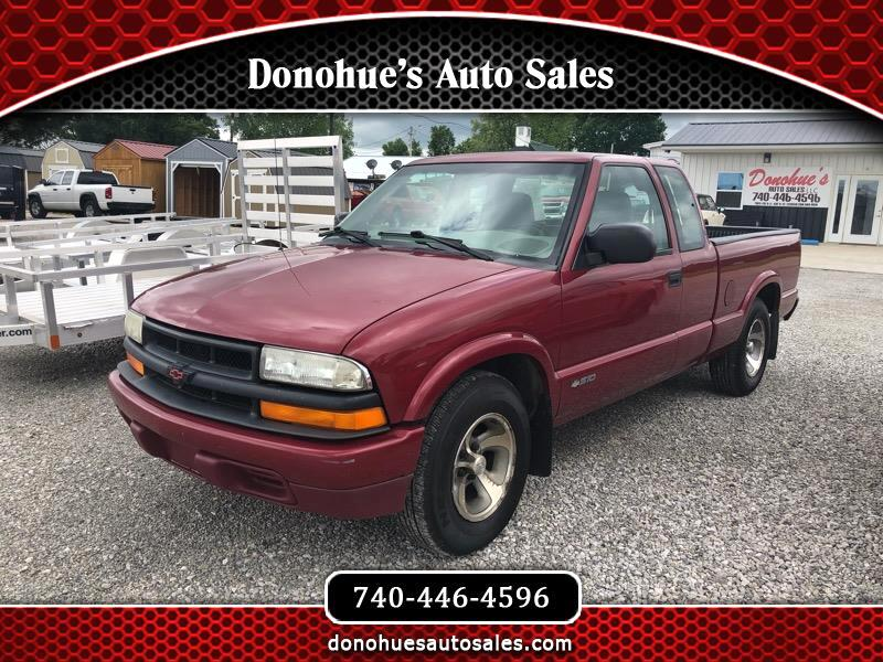 2001 Chevrolet S10 Pickup LS Ext. Cab 2WD