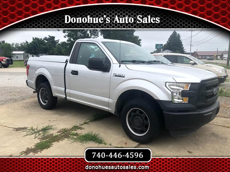 2015 Ford F-150 XL 6.5-ft. Bed 2WD
