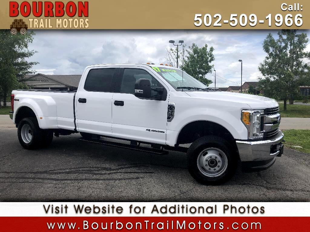 2017 Ford F-350 SD XLT Crew Cab Long Bed 4WD DRW