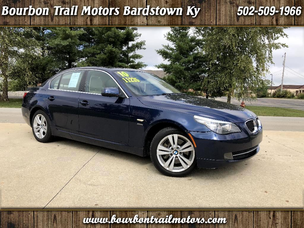 2010 BMW 5 Series 4dr Sdn 528i xDrive AWD
