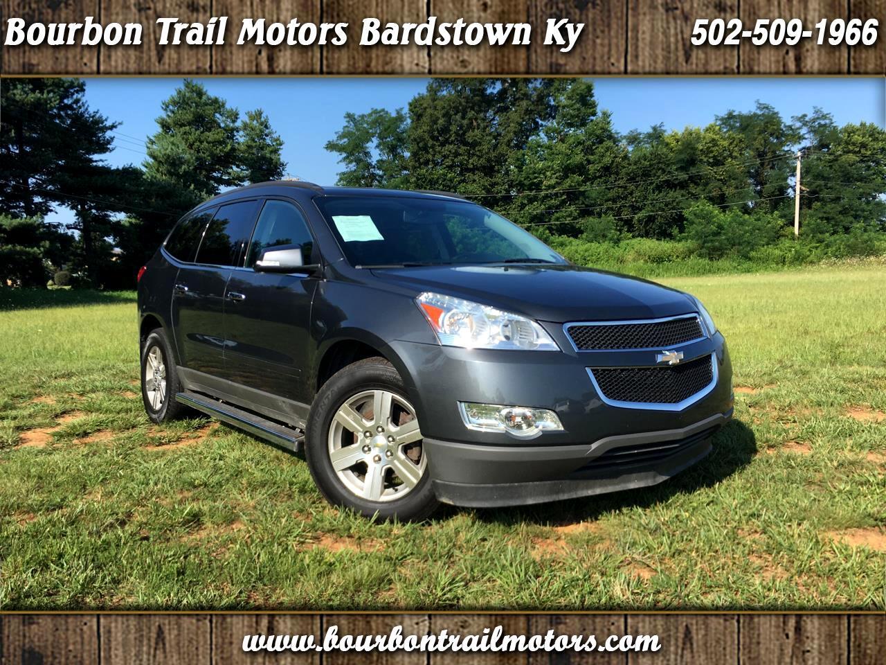 2012 Chevrolet Traverse AWD 4dr LT w/2LT
