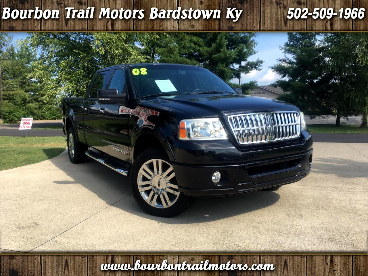 2008 Lincoln Mark LT 4WD Supercrew 150""