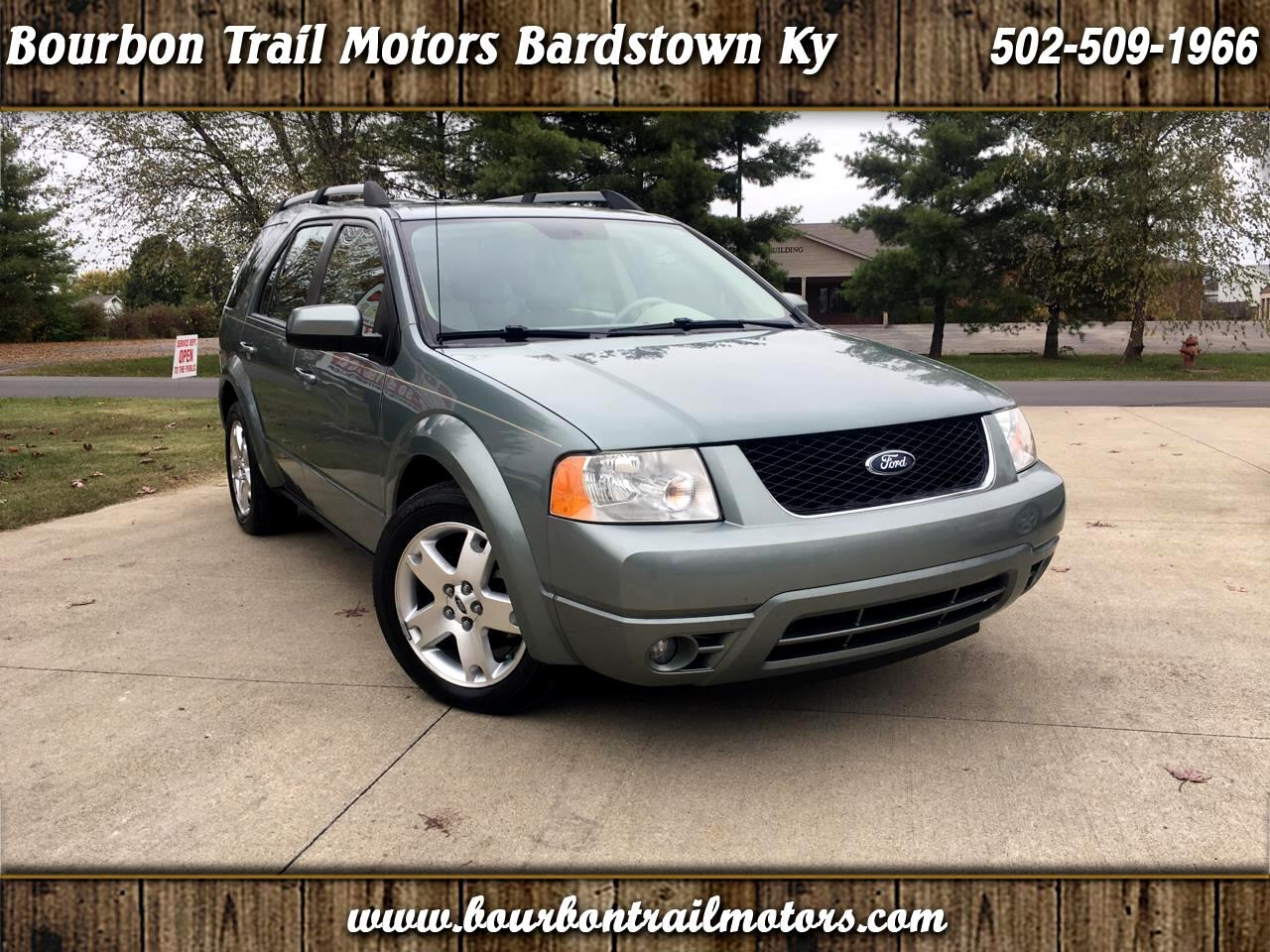 Ford Freestyle 4dr Wgn Limited FWD 2007