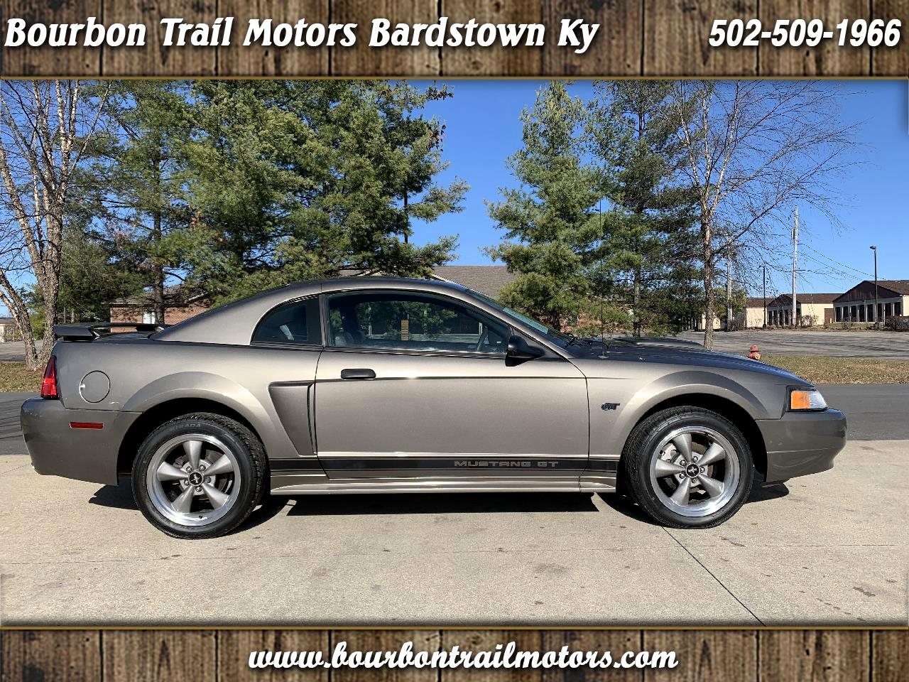 Ford Mustang 2dr Cpe GT Deluxe 2002
