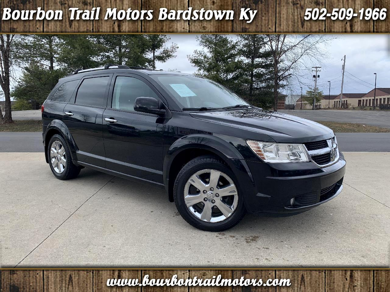 Dodge Journey AWD 4dr R/T 2010
