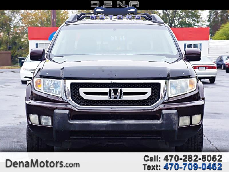 2009 Honda Ridgeline RTL w/ Leather and Navigation