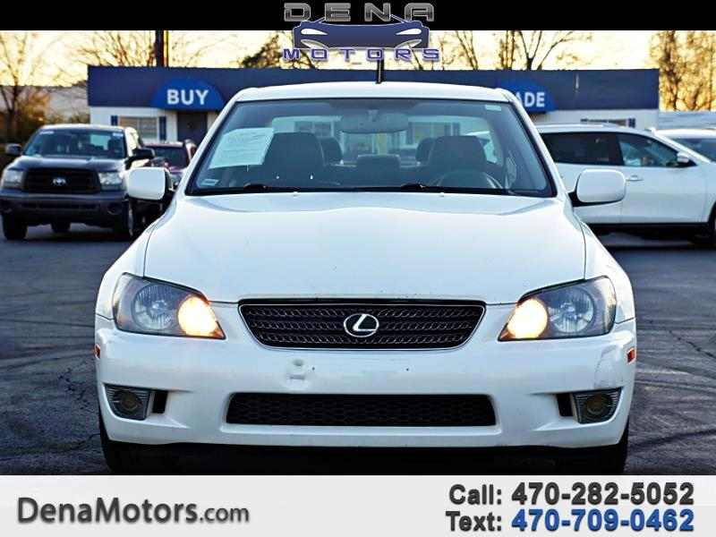 2005 Lexus IS 300 E-Shift Sedan