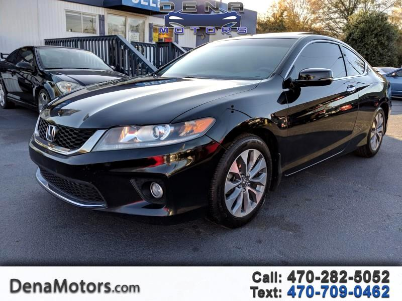 2013 Honda Accord EX Coupe CVT