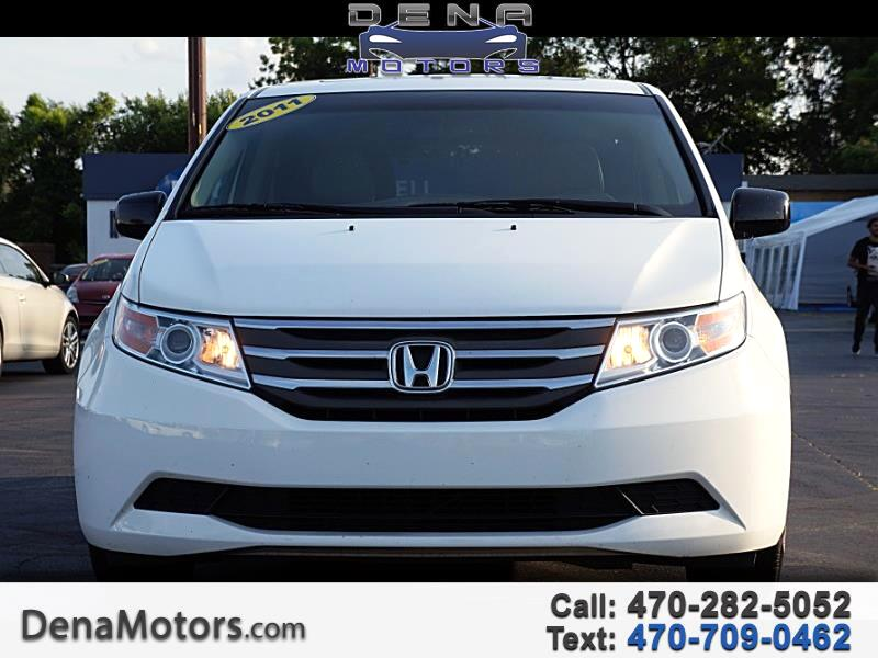 2011 Honda Odyssey 5dr EX-L AT with RES
