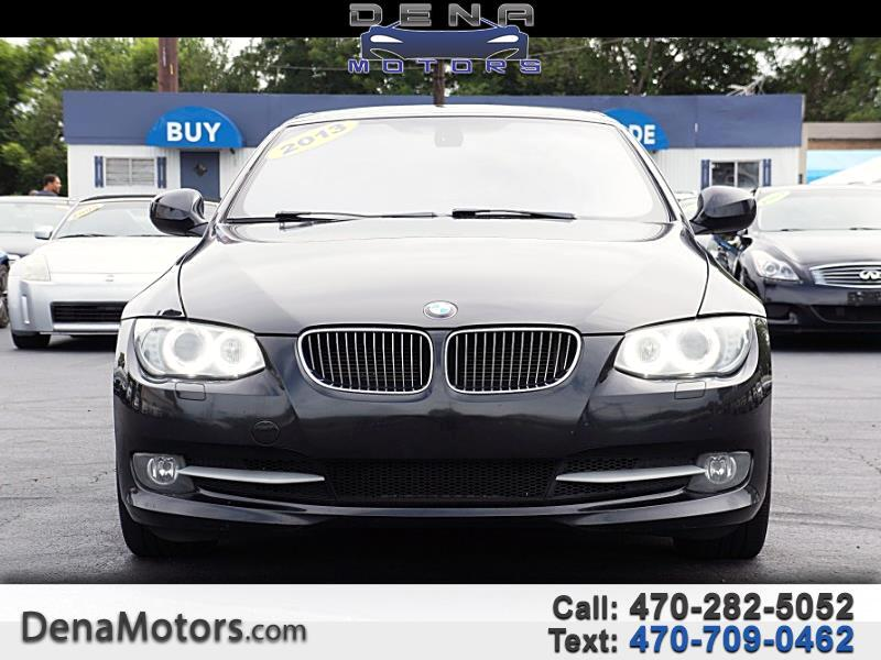 2013 BMW 3-Series 328i Convertible