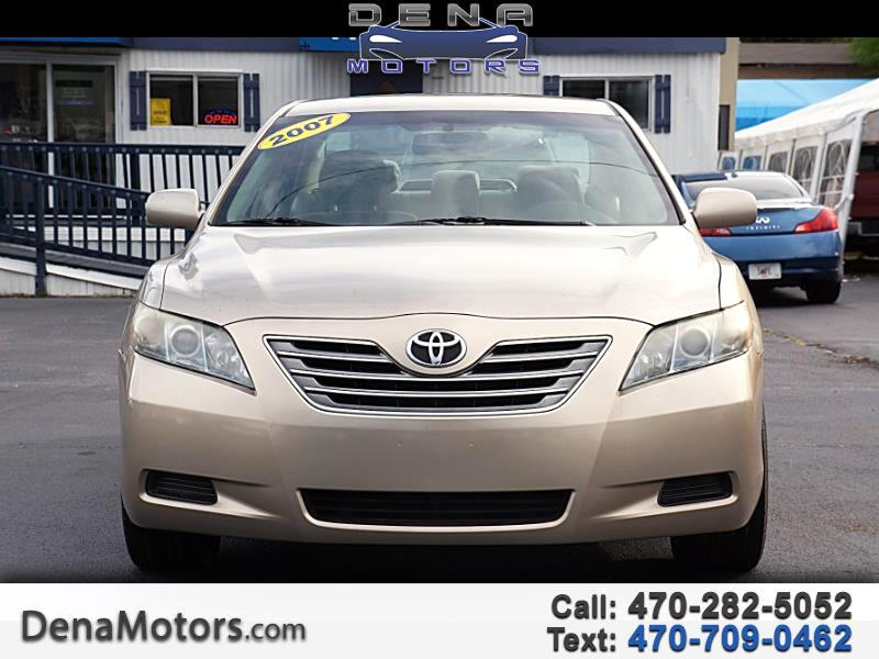 Used 2007 Toyota Camry Hybrid for Sale in Conyers, GA 30094