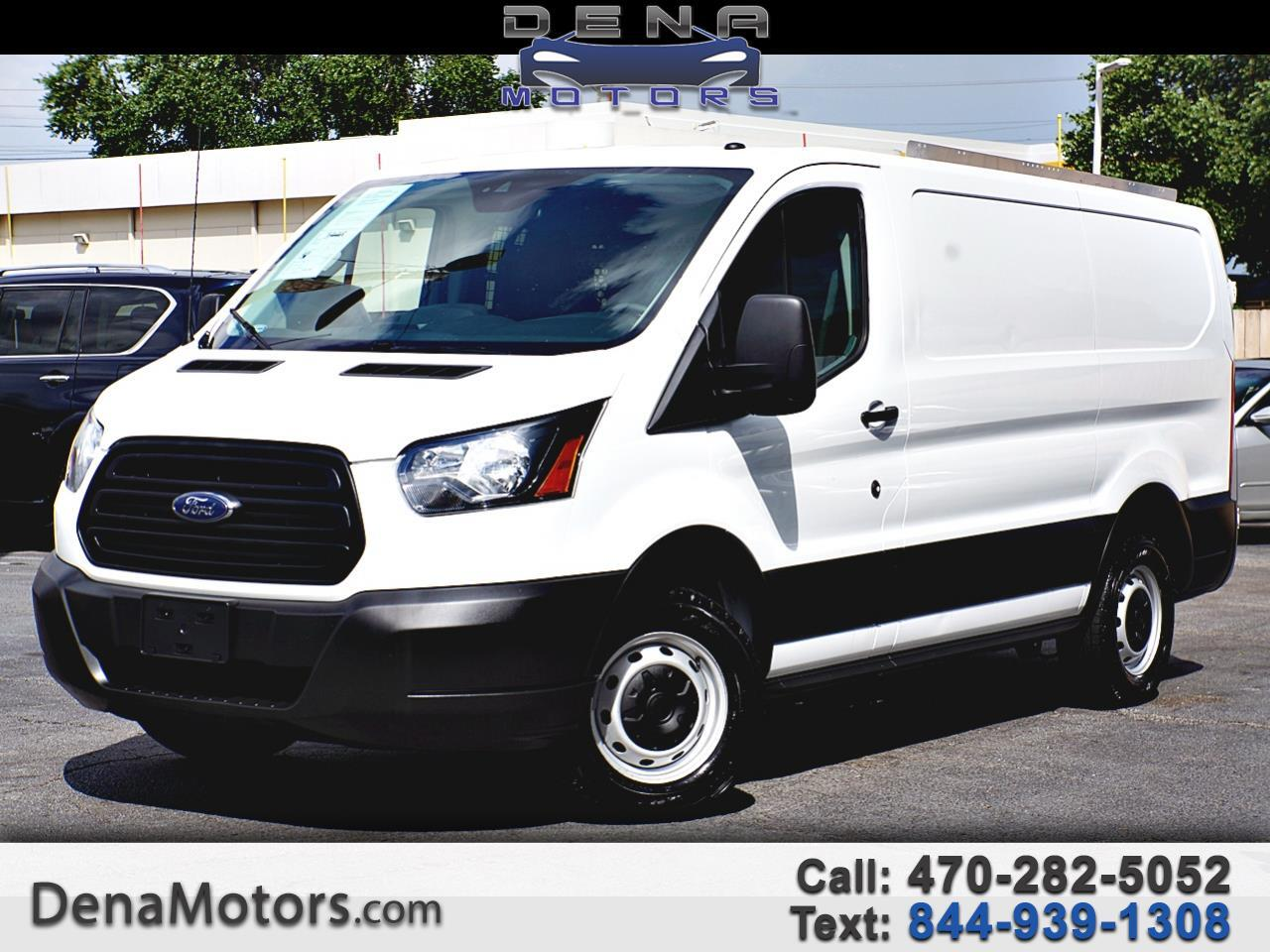 Ford Transit 150 Van Low Roof w/Sliding Pass. 130-in. WB 2019
