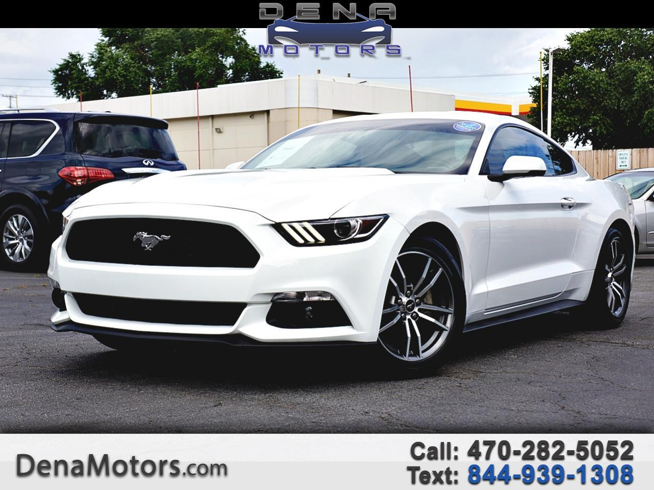 Ford Mustang EcoBoost Premium Coupe 2017