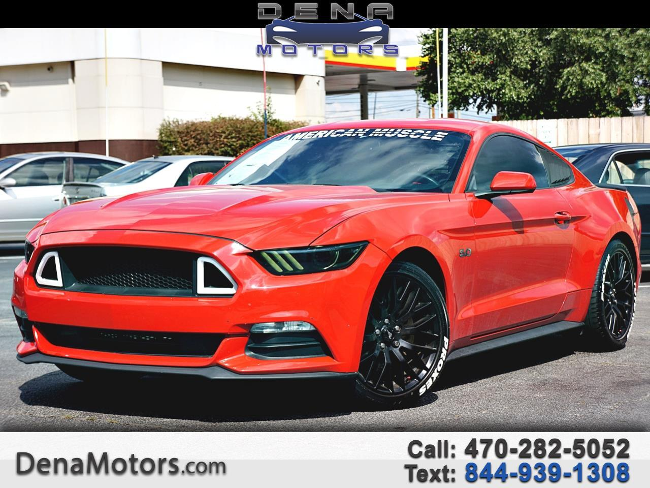 Ford Mustang V6 Coupe 2016