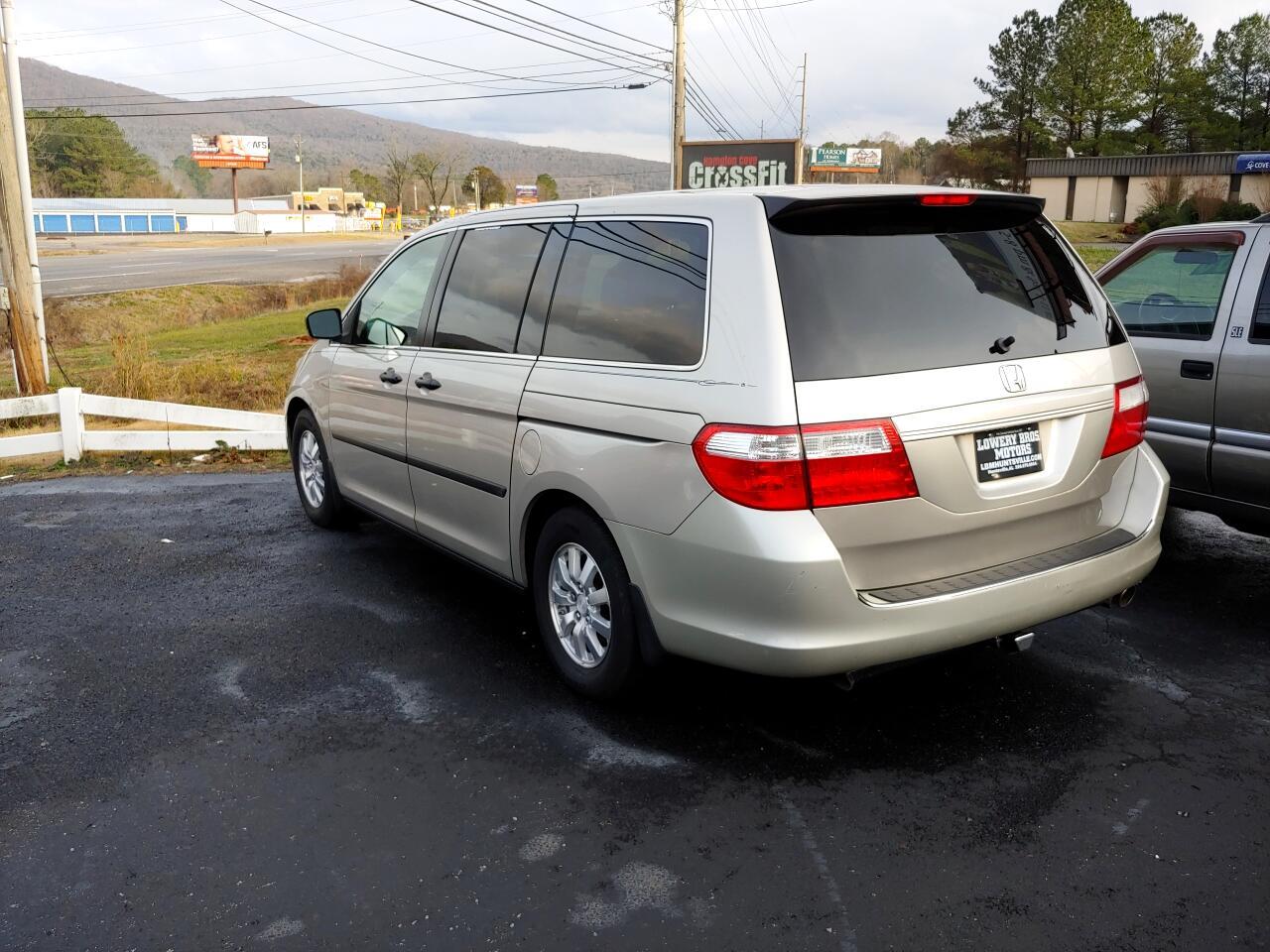 2007 Honda Odyssey 5dr LX