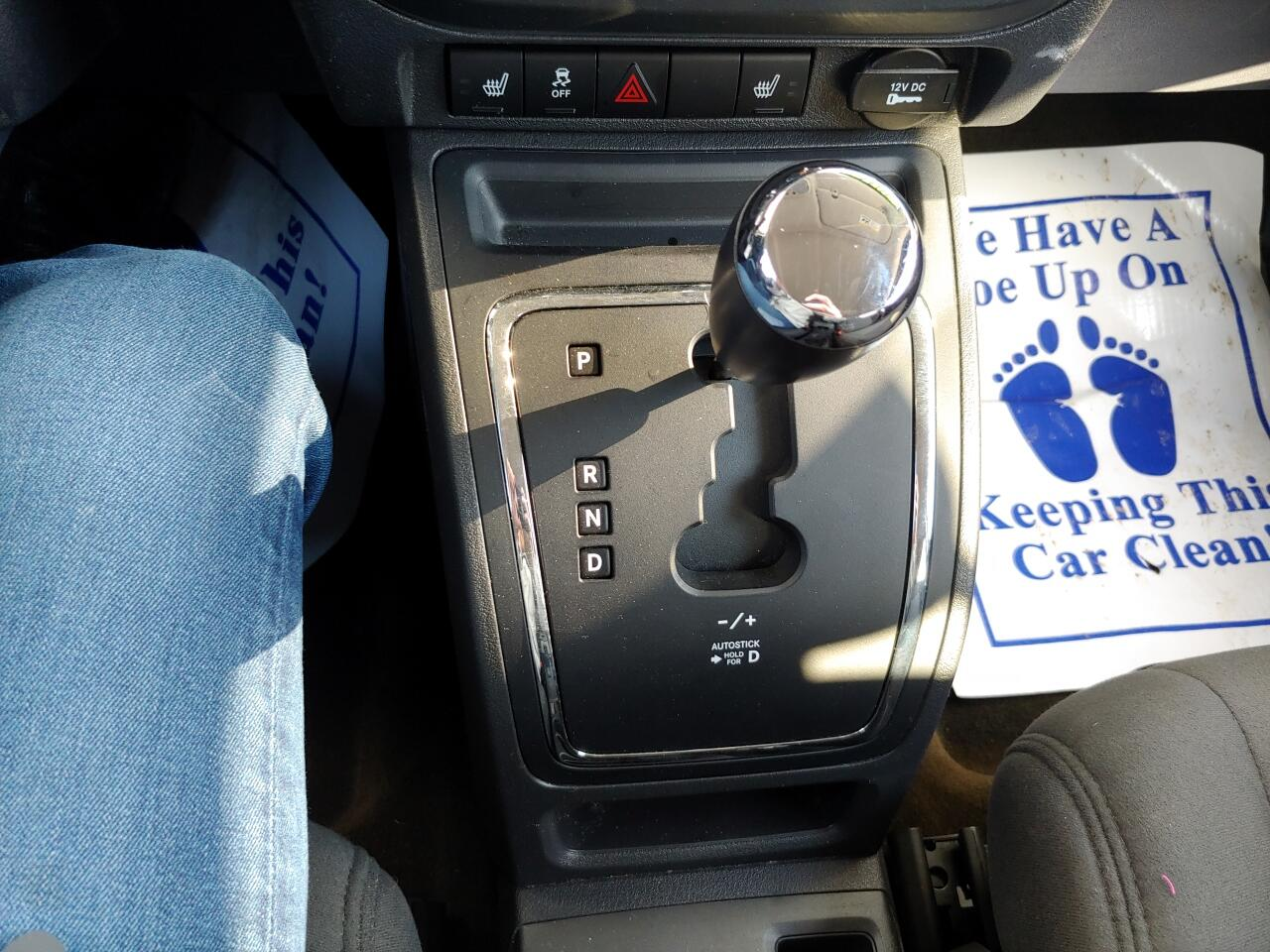 2016 Jeep Patriot FWD 4dr Latitude