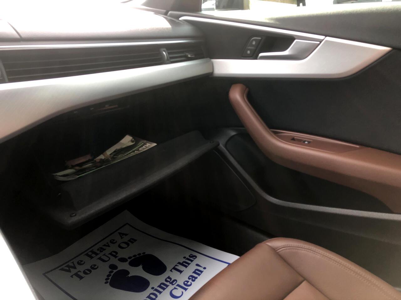 2017 Audi A4 2.0 TFSI Auto Premium FWD