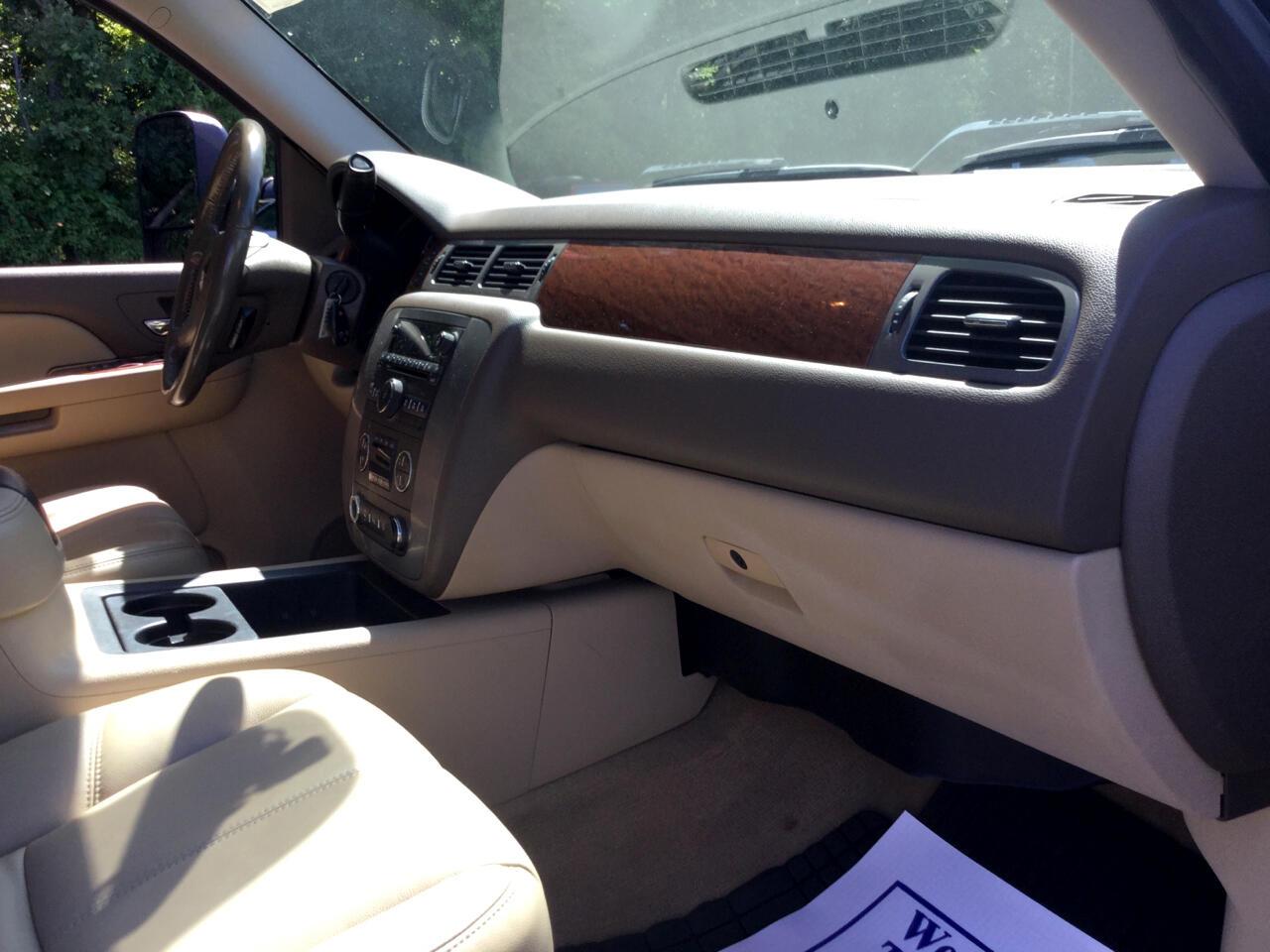 2008 GMC Sierra 3500HD 4WD Crew Cab 167