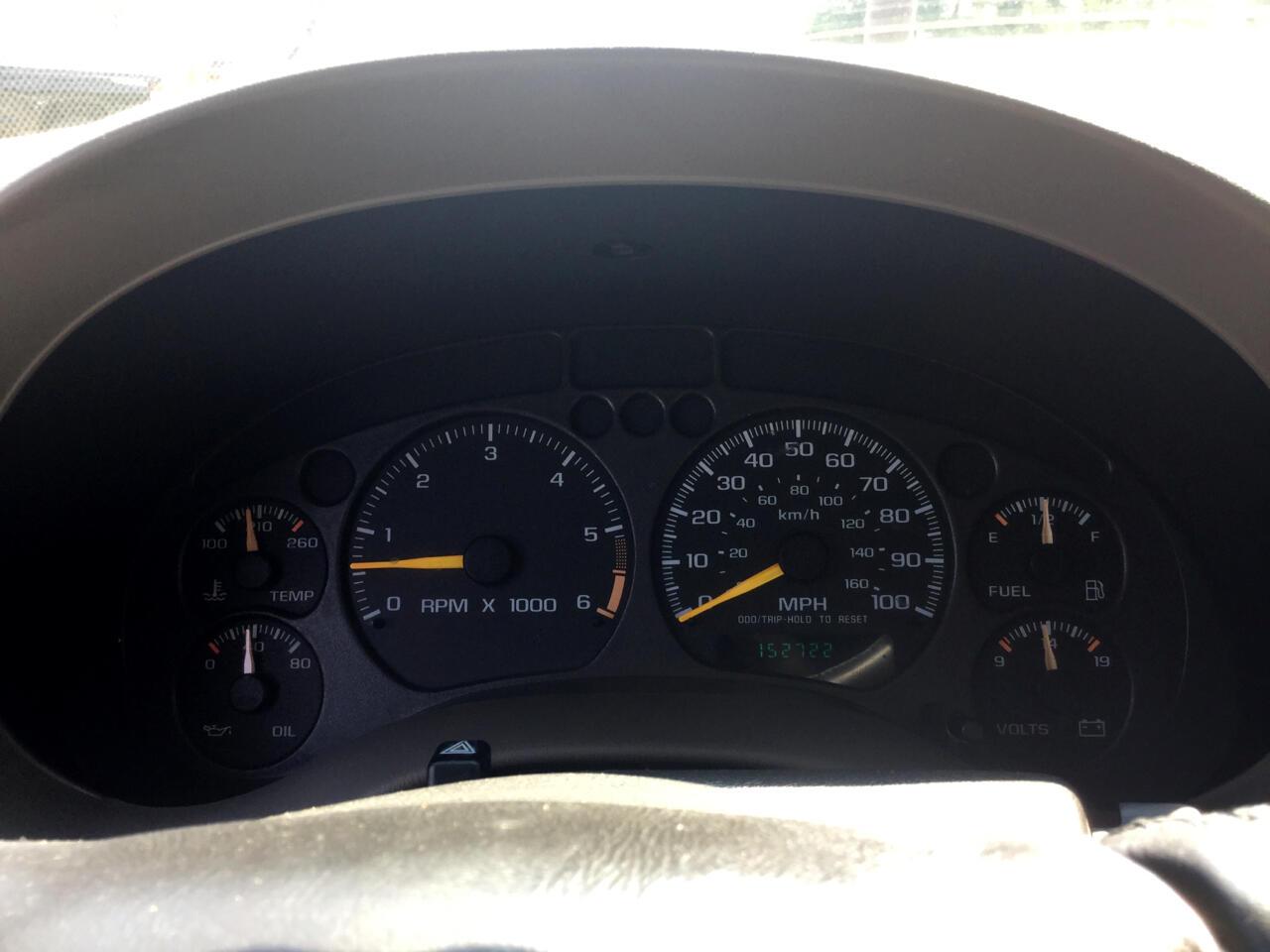 2001 GMC Jimmy 4-Door 4WD
