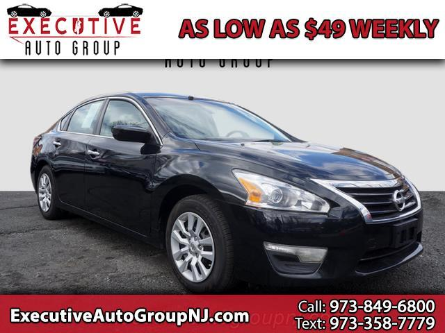 Nissan Altima 2.5 SL Sedan 2015