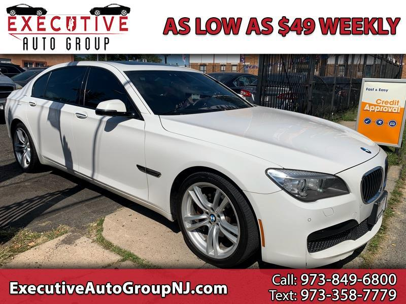 BMW 7-Series 740Li xDrive 2015