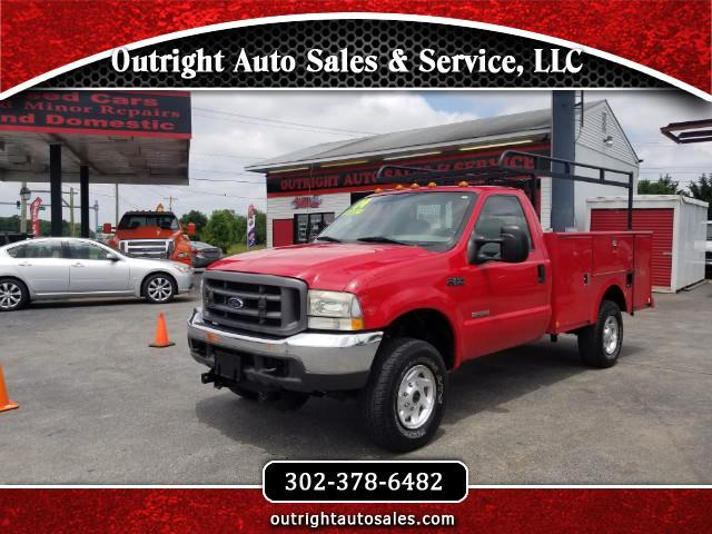 2004 Ford F-350 Chassis Cab SRW SUPER DUTY
