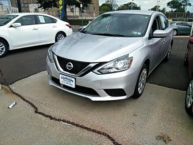 2017 Nissan Sentra S 6MT