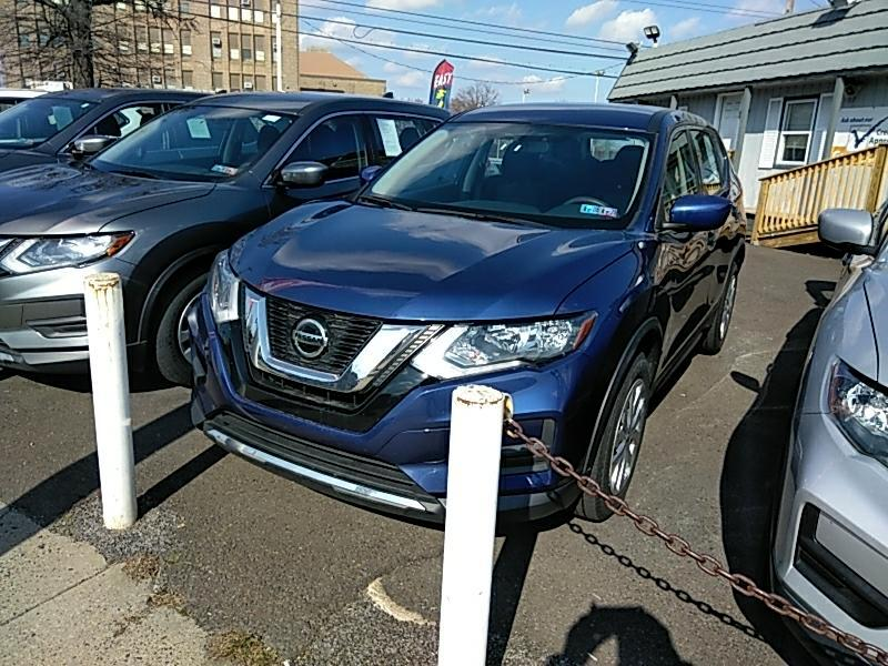2018 Nissan Rogue S 2WD