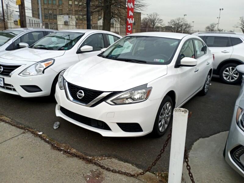 Nissan Sentra S CVT 2018