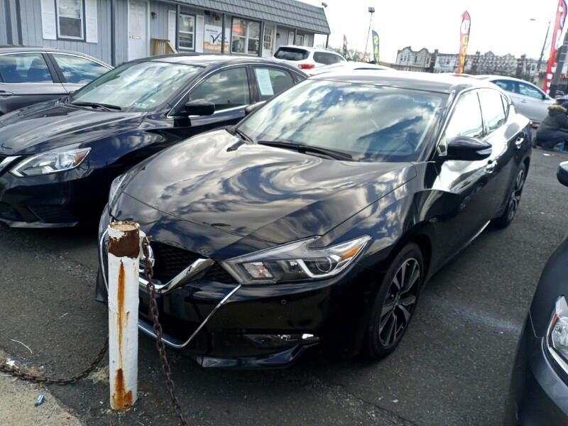 Nissan Maxima 3.5 S 2018