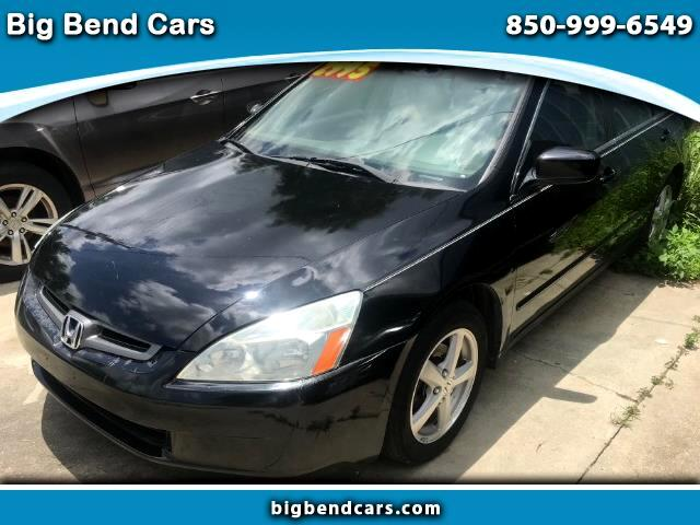 2003 Honda Accord EX Sedan AT