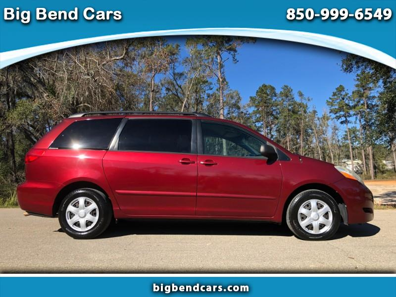 2009 Toyota Sienna 5dr 7-Pass Van V6 LE FWD (Natl)