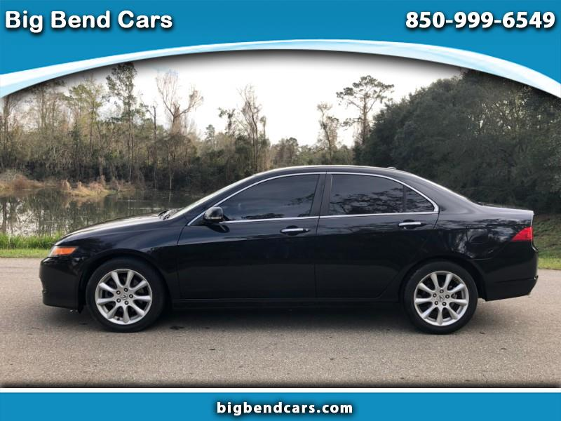 2008 Acura TSX 5-speed AT