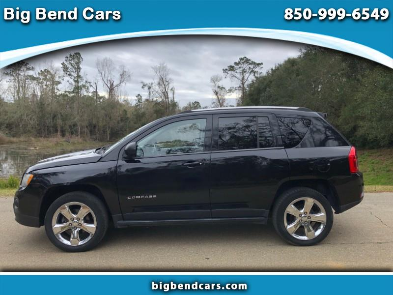 2012 Jeep Compass Limited FWD