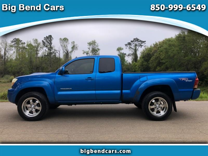 2006 Toyota Tacoma 2WD Double Cab V6 AT TRD Sport (Natl)