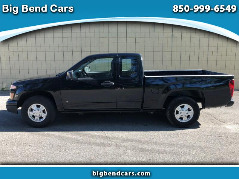2007 Chevrolet Colorado Work Truck Ext. Cab 2WD