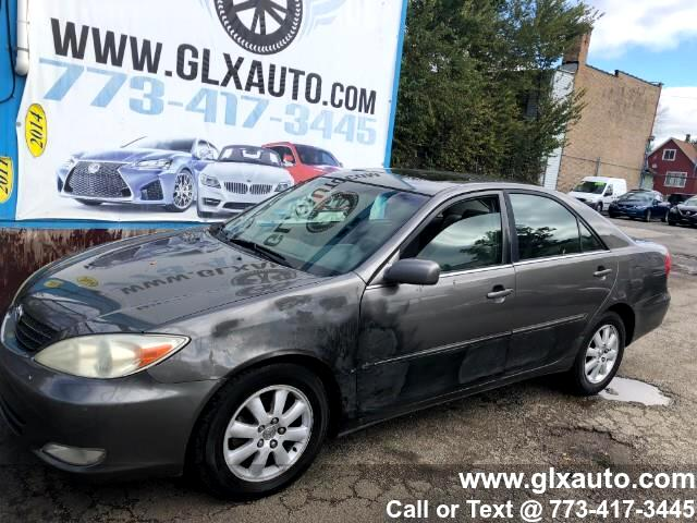 2003 Toyota Camry 4dr Sdn XLE Auto