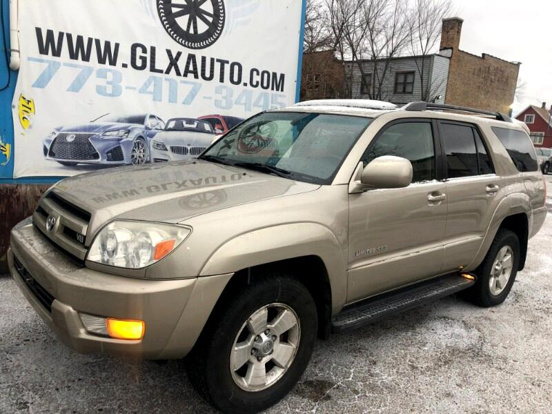 2005 Toyota 4Runner Limited V8 4WD