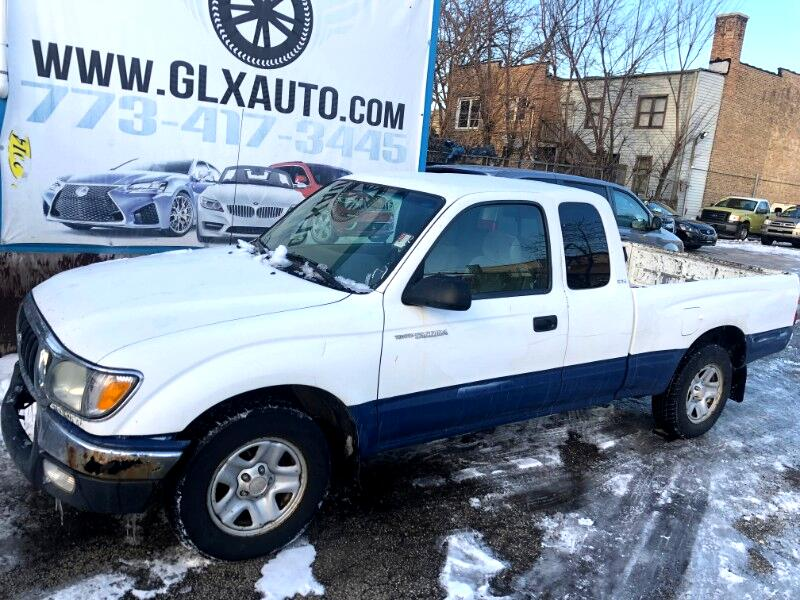 2004 Toyota Tacoma 2WD Access I4 AT PreRunner (Natl)